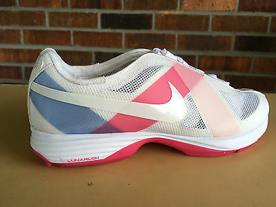 preoccupazione frutta pollame  Women's NIKE LUNAR Summer Light Golf Shoes sz: 6 #483325-101 G38(4 | eBay