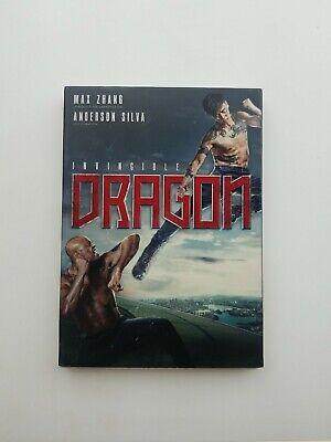 Invincible Dragon Invincible Dragon Us Import Dvd New 810348032119 Ebay