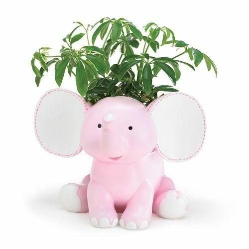 Burton /& Burton Elephant Planter