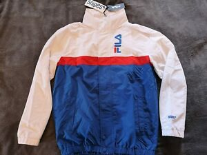 Details zu NEU Fila X Snipes Multicolor Edition Trainingsanzug Jacke Gr. M Rar Vintage 90er
