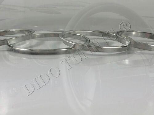 964 Porsche 911 993  Anelli Alluminio Strumenti Strumentazione 5 Pezzi