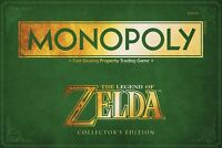 Monopoly: The Legend Of Zelda Collector`s Edition , New, Free Shipping on sale