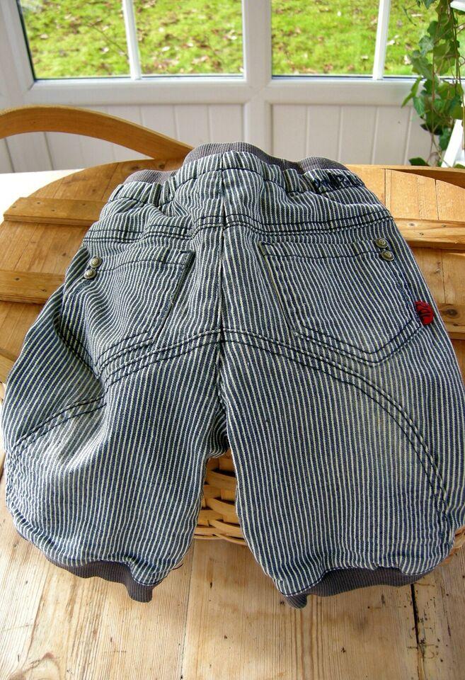 Bukser, #Cowboybokser #Denim sømandsbukser