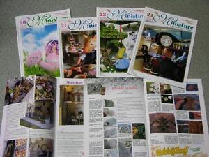4-riviste-LA-BACCHETTA-MAGICA-MINIATURE-e-creazioni-in-pasta-sintetica-roombox-4