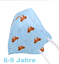 Indexbild 26 - Kinder Kids FFP2 KN95 Atemschutz Maske farbige Medizinisch Mund Nasenschutz bunt