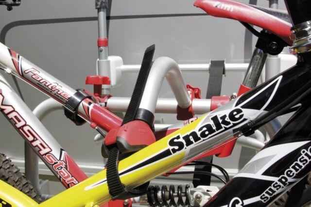 Fiamma Bike Block Pro 2 red