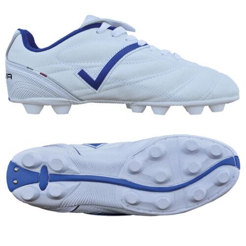scarpe shoes football calcio givova goal bianco royal uomo ragazzo bambino