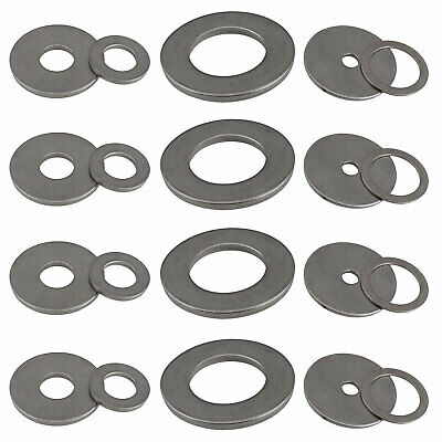 20 M10 A4 Stainless Steel Flat Washer DIN125 Pack Size