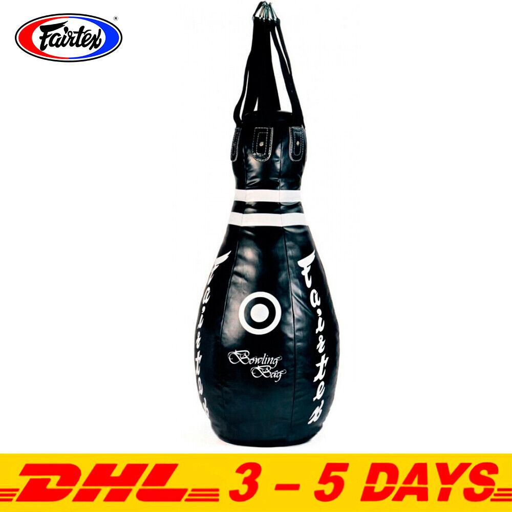 FAIRTEX HEAVY Tasche MUAY THAI BOXING UNFILED HB10 UFC MMA TKO 150 LBS 80LB 80 PRO