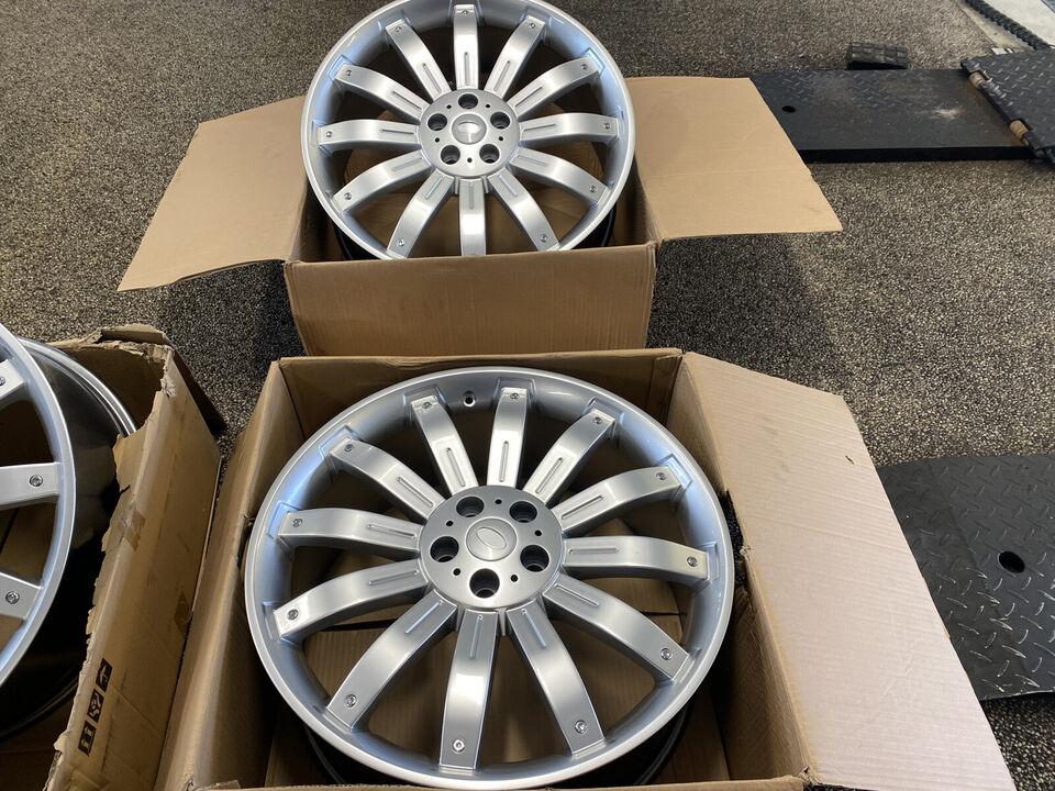 "Ny 22"" til Alufælge til Range Rover"