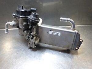 VW-T5-2-0-TDI-AGR-Kuehler-Ventil-Abgasrueckfuehrung-03L131512DK-AGR-Ventil-Kuehler