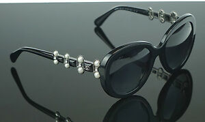 188a1fb83548 Image is loading POLARIZED-NEW-Genuine-CHANEL-BIJOU-Pearls-Crystal- Sunglasses-