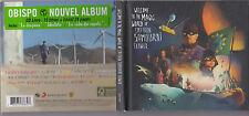 CD/LIVRE PASCAL OBISPO CAPTAIN SAMOURAI FLOWER 15T WELCOME THE MAGIC WORLD OF