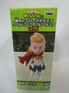 My Hero Academia World Collectable Figure WCF vol.5 Fatgum Banpresto F//S NEW