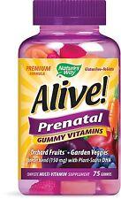 Alive Multivit Prenatal +Dha Gummy 90ct vitamin