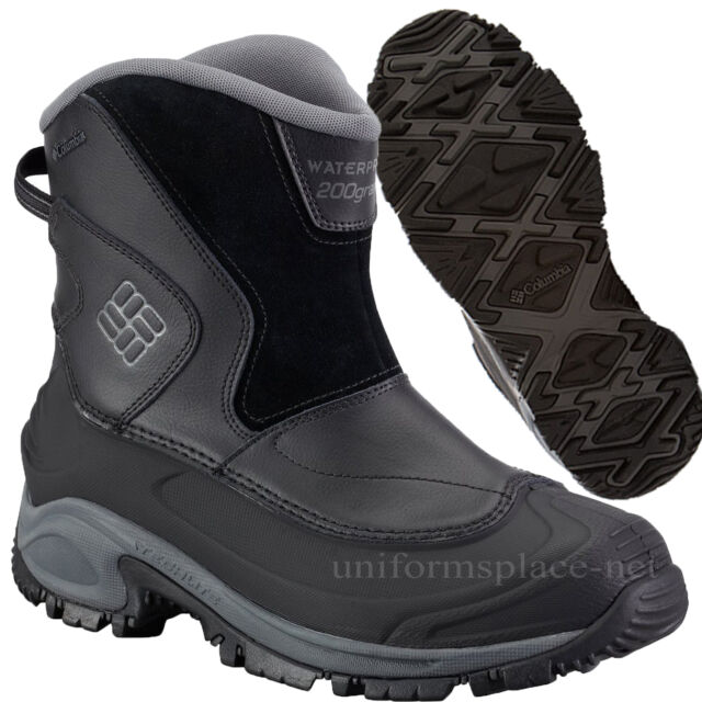 e9e0e450dd1 Columbia Boots Mens Bugaboot Slip-on Waterproof Pull-on Snow Boots  Insulation