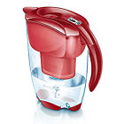 Brita 1001991 Elemaris Cool Water Filter Royal Red