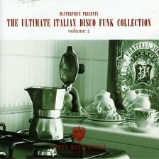 Various Artists - Ultimate Italian Disco Funk Collection 2 / Various [New CD]