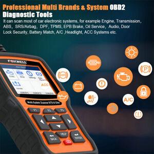 Foxwell Nt510 Elite Bmw Obd2 Scanner F30 E46 E39 E60 E90 Obd 2 Diagnosegerät Ebay