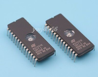 6PCS W27E257-12 DIP-28 New IC
