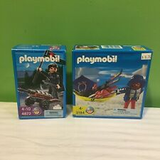 Discontinued line BNIB Playmobil 4872 FALCON KNIGHT CANNON GUARD