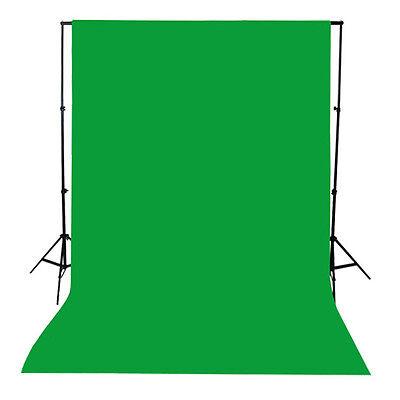 Photo Studio 10x12ft Screen Muslin Cotton Photography Background Backdrop Green