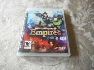 Ps3 Dynasty Warriors 6 Empires