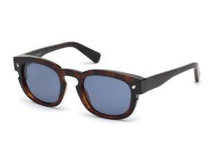 Occhiali-da-Sole-DSQUARED2-DQ0268-havana-scuro-blu-52V