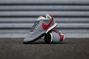 quality design 37981 9cf9e Nike Waffle Racer 17 Cool Grey Gym Red size 8. 876255-004 ...
