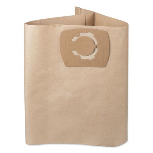 Sacchetto PER ASPIRAPOLVERE ADATTA PER MILWAUKEE as 2-250 ELCP sacchetti di polvere sacchetto di polvere