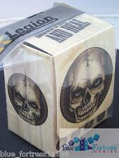 LEGION SUPPLIES DECK BOX CARD BOX DEAD MAN'S HAND POKER FACE FOR MTG WoW