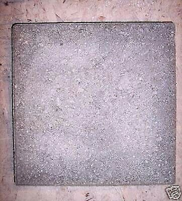 """Tuscan travertine stepping stone mold poly plastic cast 100/'s   12/"""" x 12/"""" x 2/"""""""