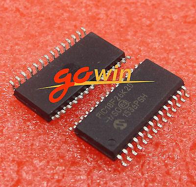 5PCS PIC18F4620-I//P Microchip IC MCU 8BIT 64KB FLASH 40PDIP NEW
