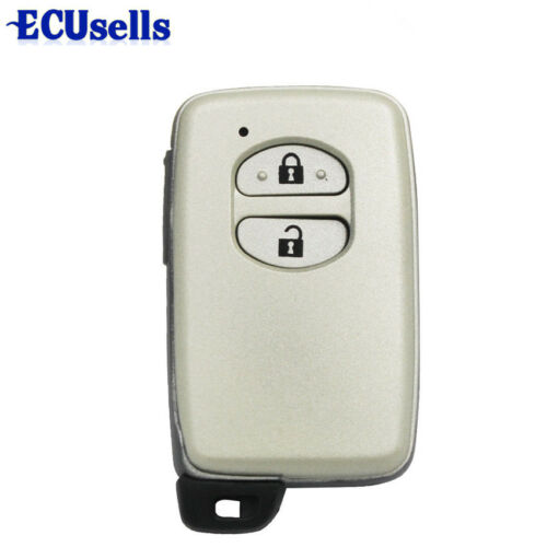 2 Button Remote Smart Key Shell fit for TOYOTA 4Runner Venza Land Cruiser Case
