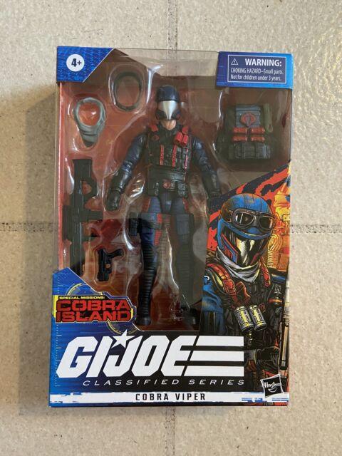 Hasbro GIJOE Classified Cobra Viper