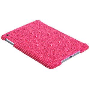 MYBAT-Bling-Protective-Cover-Hot-Pink-Pearl-Diamante-for-iPad-mini-mini-2-mini3