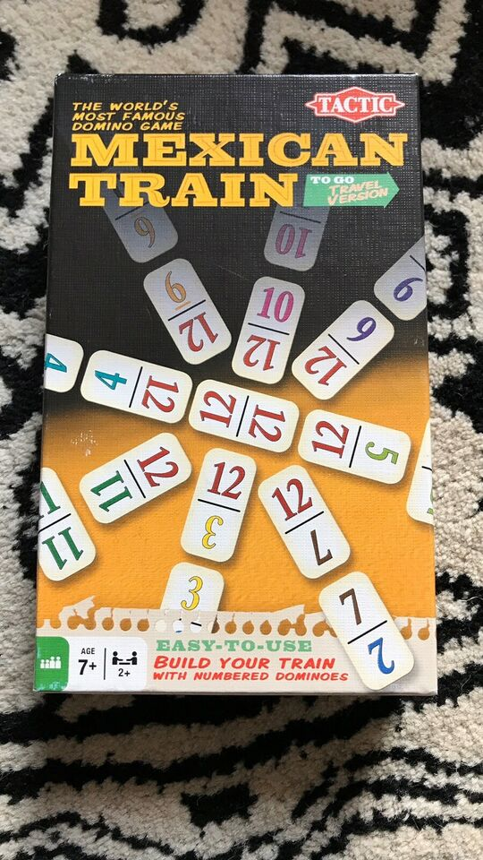 Mexican Train Travel Version