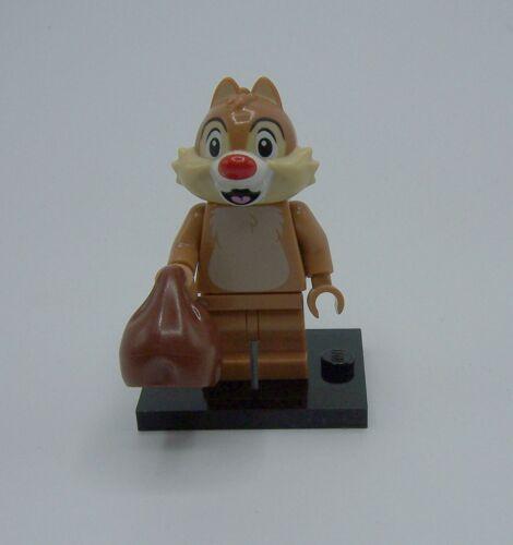Lego 71024 Disney minifig Serie2 Chap Behörnchen  Nr.8 Neu Minifigur Chip/'n Dale