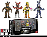 Funko Five Nights At Freddy's Nightmare 4 Pack Foxy Bonnie Chica 2 Figure 13722