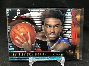 Shai-Gilgeous-Alexander-2018-19-Panini-Court-Kings-Acetate-ROOKIE-3-Q19