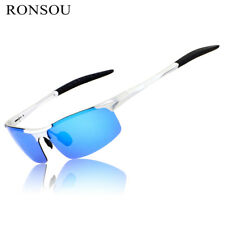 1e4c067984 item 6 RONSOU Men Sport Al-Mg Polarized Sunglasses Unbreakable For Driving  Fishing Golf -RONSOU Men Sport Al-Mg Polarized Sunglasses Unbreakable For  Driving ...