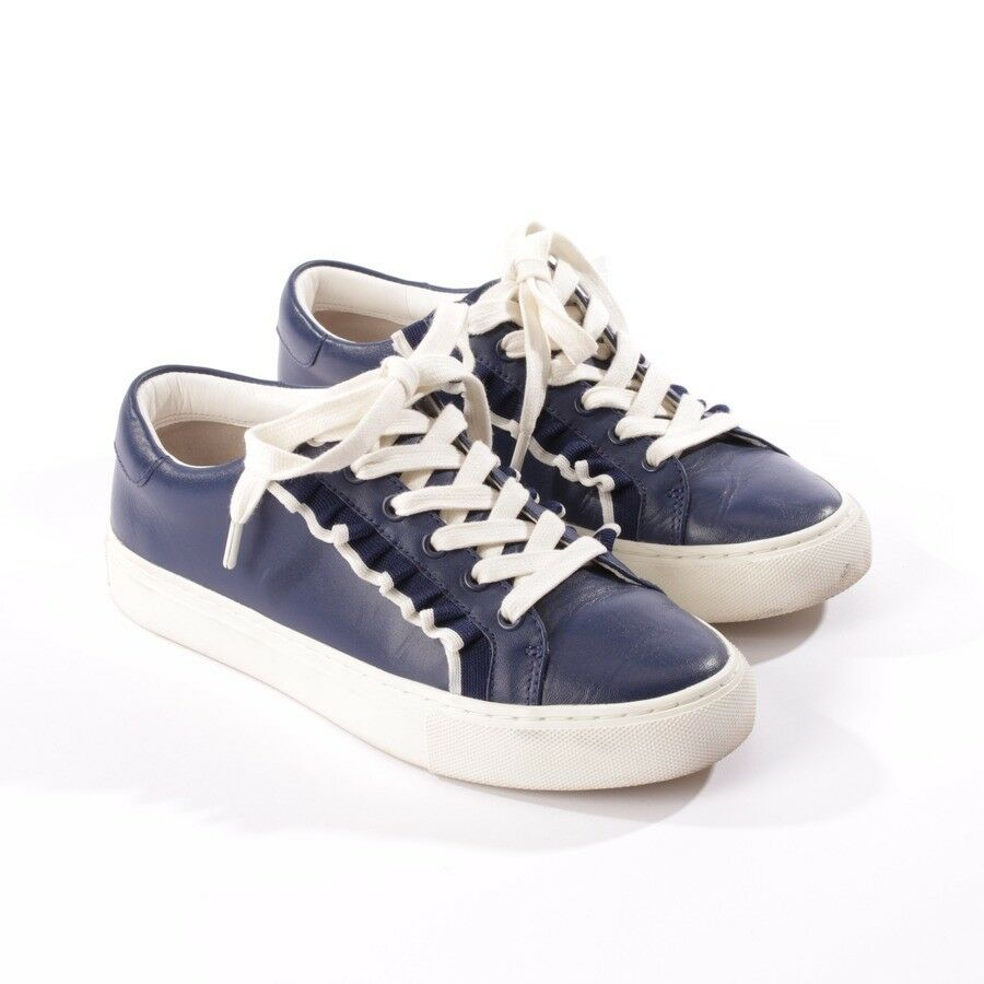 Descuento de la marca Barato y cómodo TORY BURCH Sport Sneaker Gr. D 36 Blau Damen Schuhe Shoes Flats Trainers