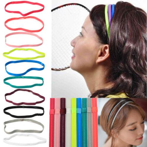 Unisex Stirnband Elastic Haarband Sport Yoga Kopfband Stretch Haarschmuck· PAL