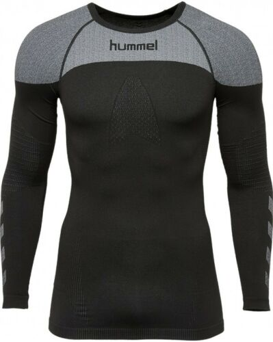 Jersey 0043272001 Camicia Longsleeve Funzionale First Comfort Hummel Nuovo Nero qRBtFOR