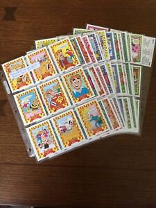 Archie-Comics-Collector-Cards-Complete-Set-120-cards-Skybox-1992