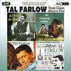 Three Classic Albums Plus by Tal Farlow (CD, May-2013, 2 Discs, Avid Jazz)