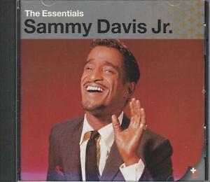 Music-CD-The-Essentials-Sammy-Davis-Jr