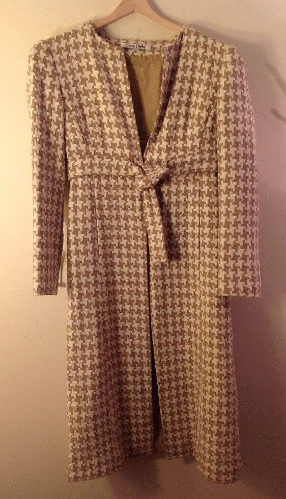 Women's 42 Cose Belle Dress Coat