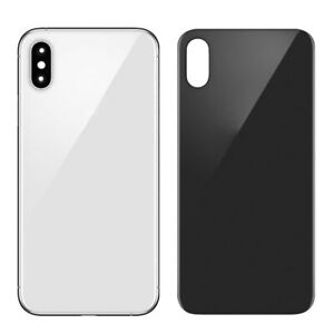 Back-Battery-Housing-Cover-Replacement-Glass-Panel-Case-For-Apple-iPhone-X-XS