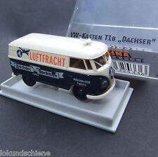 T1 VW Bus   Dachser Luftfracht  ..  Brekina HO 1:87  #1909